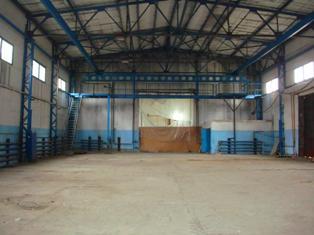 Выбор складского помещения в аренду